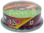 VS DVD+R 4.7GB Cake (25)