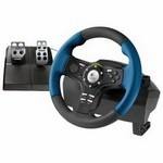 Руль Logitech Driving Force EX PS2/PS3