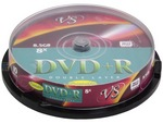 VS DVD+R 8.5 GB Cake